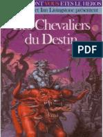 Defis Fantastiques 55 - Les Chevaliers Du Destin