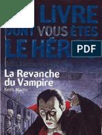 Defis Fantastiques 57 - La Revanche Du Vampire