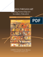 Unesco Education Through Art