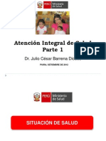 Salud Integral 1, setiembre 2012.ppt
