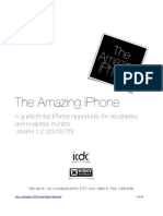 Amazing iPhone Report