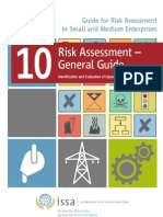 Risk Assessment 031110