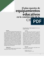 Dialnet-ElPlanMaestroDeEquipamientosEducativosEnLaConstruc-4013875