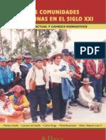 05 ALLPA Comunidades Campesinas en Siglo XXI