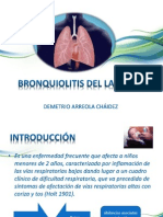 Bronquiolitis Del Lactante