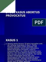 Studi Kasus Abortus Provocatus1