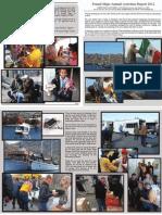 Friend Ships Activities Report for December 2012