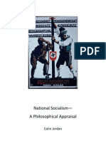 Jordan NationalSocialism APhilosophicalAppraisal