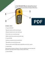 Panduan Cepat Cara Menggunakan GPS Garmin Seri eTrex