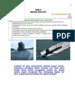 Materi Bab II Smp Kelas 7 (Massa Dan Zat)