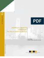 AMERICA'S GROWTH CORRIDORS:  America's Growth Corridors