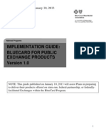 BlueCardforExchangesImplementationV1_011013