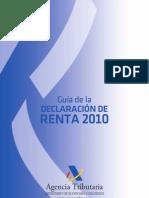 Guia Rent a 2010