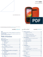 Onetouch890D - User Manual - English