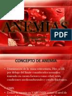 Anemia Incan