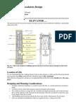 Elevators and Escalators Design