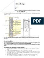 Types and Working Principle of Elevator | Elevator | Pump
