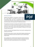 Marketing Assignment - Sports Art Fitness