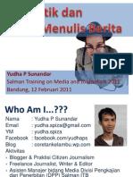 dasarjurnalistikdanteknikmenulisberita-111010114733-phpapp01