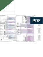 Diagrama de Cableado Del ISM