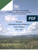 Plan Desarrollo Tierralta Por Ustedes 2012 2015 1