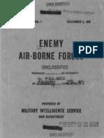 Enemy Air-Borne Forces