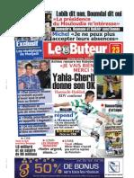 LE BUTEUR PDF du 23/02/2009