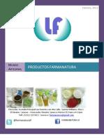 Productos FARMANATURA FEB2013
