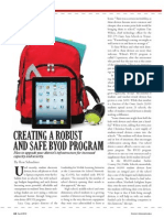 creating a robust byod
