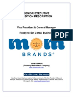 MOM Brands VP &GM
