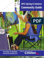 Community Guide 2013 Spring and Summer