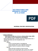 01 Class Structures and Hierarchy Design