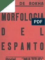 Pablo de Rokha - morfología del espanto