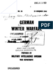 German Winter Warfare