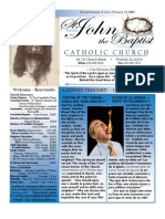 February 24 2013 Bulletin
