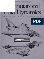 Computational Fluid Dynamics the Basics With Applications Anderson J D