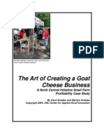 All About Being a Goat Cheese Farmer