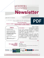 SAL & Caldeira Newsletter n 55