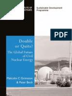 Future of Civil Nuclear Energy
