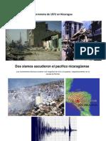 Terremoto de 1972 en Nicaragua