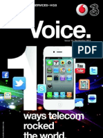 Voice Newsletter Employees