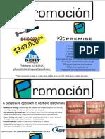 Promocion Kit Premisa