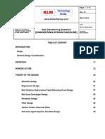 Engineering Design Guideline - Gas Sweeting - Rev01