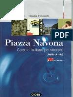Piazza Navona 1 corso di italiano
