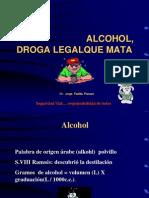 Alcohol Droga Legal Que Mata