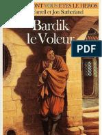 Double Jeu 04 - Bardik Le Voleur