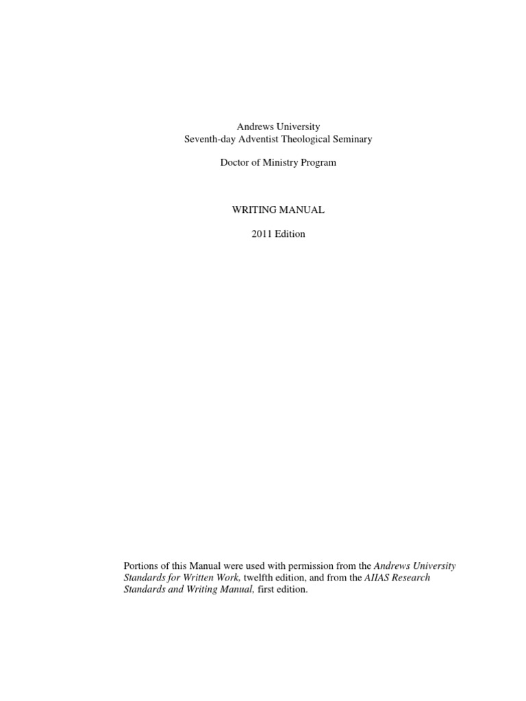 Dmin dissertation