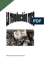 Alberto Vozmediano Alba-Revolucion Rusa
