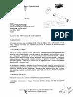 Concepto Del m.s. y p.s. Sobre l.s.o., 30 Ago. 2012