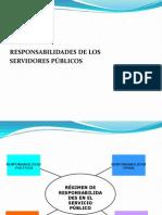 Presentacion Responsabilidades de Los Servidores Publicos PDF